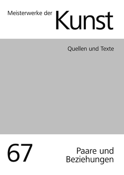 Meisterwerke der Kunst / Quellen und Texte 2019 von Halder,  Johannes