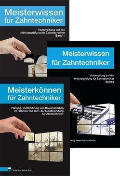 Meisterwissen, Band 1 u.2, Meisterkönnen für Zahntechniker von Hellmann, Heymer, Kordes, Ohlendorf, Thiesen