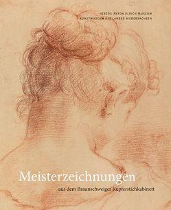 Meisterzeichnungen aus dem Braunschweiger Kupferstichkabinett von Döring,  Thomas, Luckhardt,  Jochen