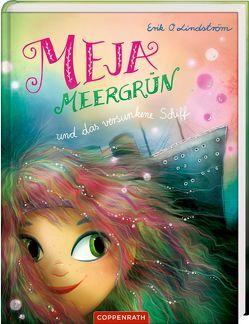 Meja Meergrün (Bd. 3) von Lindström,  Erik Ole, Rauers,  Wiebke