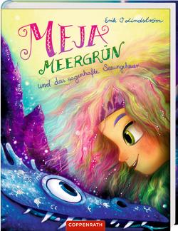 Meja Meergrün (Bd. 4) von Lindström,  Erik Ole, Rauers,  Wiebke