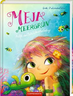 Meja Meergrün (Bd. 6) von Lindström,  Erik Ole, Rauers,  Wiebke