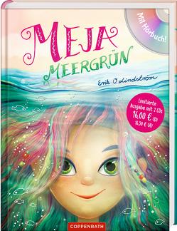 Meja Meergrün (Buch mit CD) von Lindström,  Erik Ole, Rauers,  Wiebke