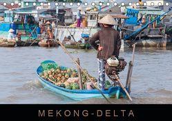 Mekong-Delta (Tischkalender 2019 DIN A5 quer) von Ristl,  Martin