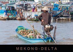 Mekong-Delta (Wandkalender 2019 DIN A4 quer) von Ristl,  Martin