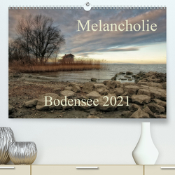 Melancholie-Bodensee 2021 (Premium, hochwertiger DIN A2 Wandkalender 2021, Kunstdruck in Hochglanz) von Arnold Joseph,  Hernegger