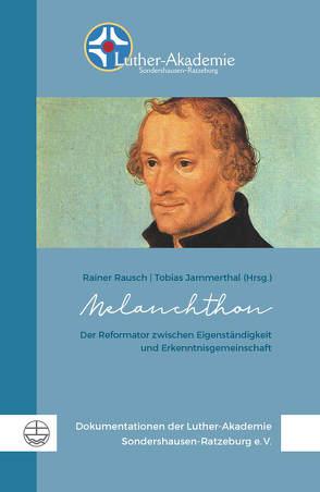Melanchthon von Jammerthal,  Tobias, Rausch,  Rainer