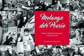 Melange der Poesie von Barbero,  Alain, Rieger,  Barbara