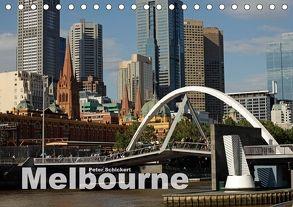Melbourne (Tischkalender 2018 DIN A5 quer) von Schickert,  Peter