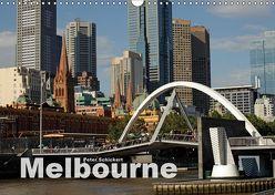Melbourne (Wandkalender 2019 DIN A3 quer) von Schickert,  Peter