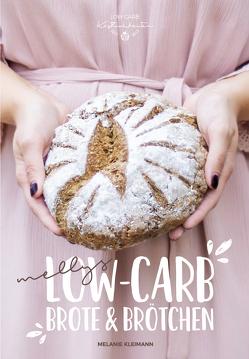 Mellys Low-Carb Brote & Brötchen von Melanie,  Kleimann