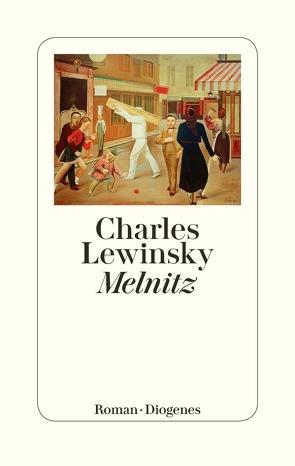 Melnitz von Lewinsky,  Charles