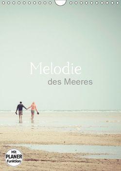 Melodie des Meeres (Wandkalender 2019 DIN A4 hoch) von Wasinger,  Renate
