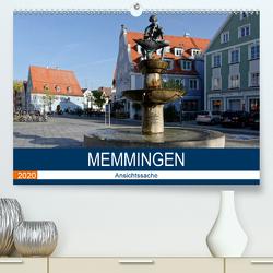 Memmingen – Ansichtssache (Premium, hochwertiger DIN A2 Wandkalender 2020, Kunstdruck in Hochglanz) von Bartruff,  Thomas