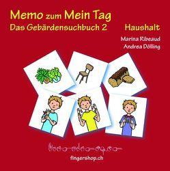 Memo Haushalt von Dölling,  Andrea, Ribeaud,  Marina