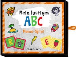 Memo-Spiel – Funny Patches – Mein lustiges ABC von Möller,  Felix