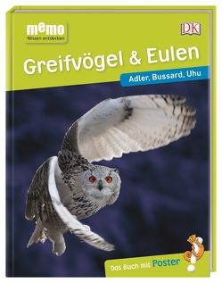 memo Wissen entdecken. Greifvögel & Eulen