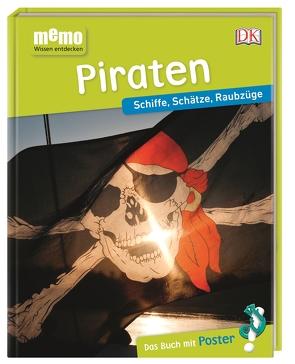 memo Wissen entdecken. Piraten