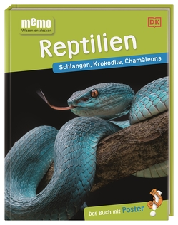memo Wissen entdecken. Reptilien von McCarthy,  Colin