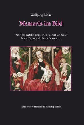 Memoria im Bild von Rinke,  Wolfgang