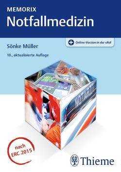 Memorix Notfallmedizin von Müller,  Sönke