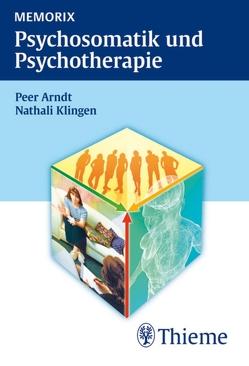 Memorix Psychosomatik und Psychotherapie von Arndt,  Peer, Klingen,  Nathali