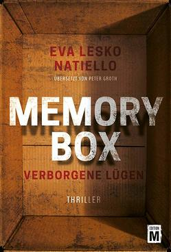 Memory Box von Groth,  Peter, Natiello,  Eva Lesko