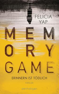 Memory Game – Erinnern ist tödlich von Spangler,  Bettina, Yap,  Felicia