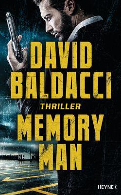 Memory Man von Anton,  Uwe, Baldacci,  David
