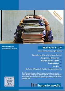 Memotrainer 3.0 von Höger,  Harro
