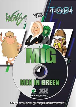 Men in Green von Witzenleiter,  Kim Jens