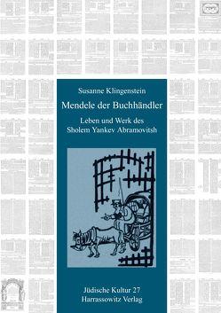 Mendele der Buchhändler von Klingenstein,  Susanne