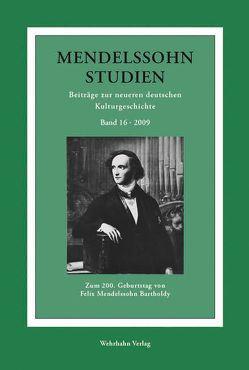 Mendelssohn-Studien 15 von Klein,  Hans G, Schulte,  Christoph