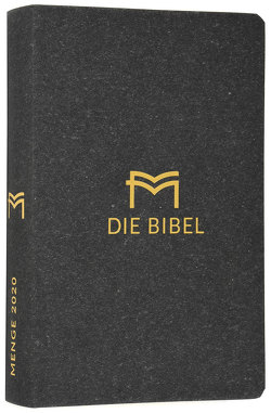 Menge 2020 (Bibel) – flexibler Umschlag