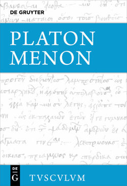 Menon von Ebert,  Theodor, Platon