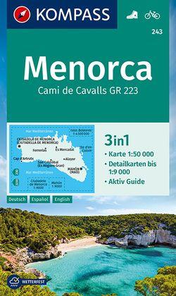 Menorca von KOMPASS-Karten GmbH
