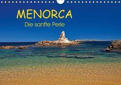 MENORCA – Die sanfte Perle (Wandkalender 2018 DIN A4 quer) von Rauchenwald,  Martin