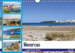 Menorcas unberührte Natur (Wandkalender 2019 DIN A4 quer) von Schade,  Teresa