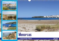 Menorcas unberührte Natur (Wandkalender 2020 DIN A3 quer) von Schade,  Teresa