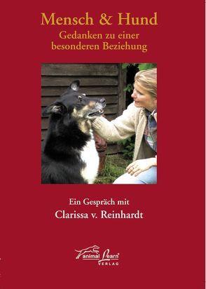 Mensch & Hund von Reinhardt,  Clarissa von