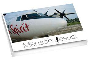 Mensch Jesus – Postkartenbuch 2 von Jung,  Eva