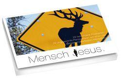 Mensch Jesus – Postkartenbuch von Jung,  Eva