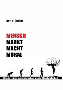 Mensch, Markt, Macht, Moral von Grabbe,  Karl H.