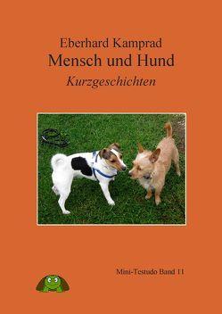 Mensch und Hund von Kamprad,  Eberhard