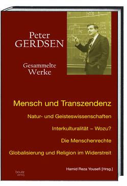 Mensch und Transzendenz von Yousefi,  Hamid Reza