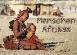 Menschen Afrikas (Wandkalender 2018 DIN A2 quer) von Voss,  Michael