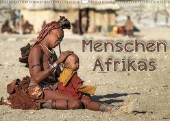 Menschen Afrikas (Wandkalender 2019 DIN A3 quer) von Voss,  Michael