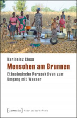 Menschen am Brunnen von Cless,  Karlheinz, Hahn,  Hans Peter