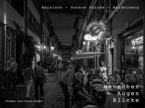 Menschen – Augen – Blicke von Bach,  Marlene, Ross,  Thilo, Schöbel,  Stefan, Zech,  Thaddäus