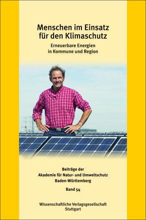 Menschen im Einsatz für den Klimaschutz von Hutter,  Claus-Peter, Link,  Fritz-Gerhard